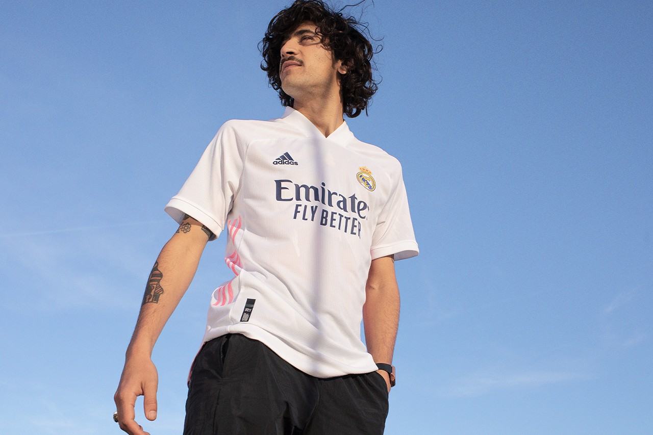 Adidas Reveals Real Madrid Home And Away Jerseys Hypebeast