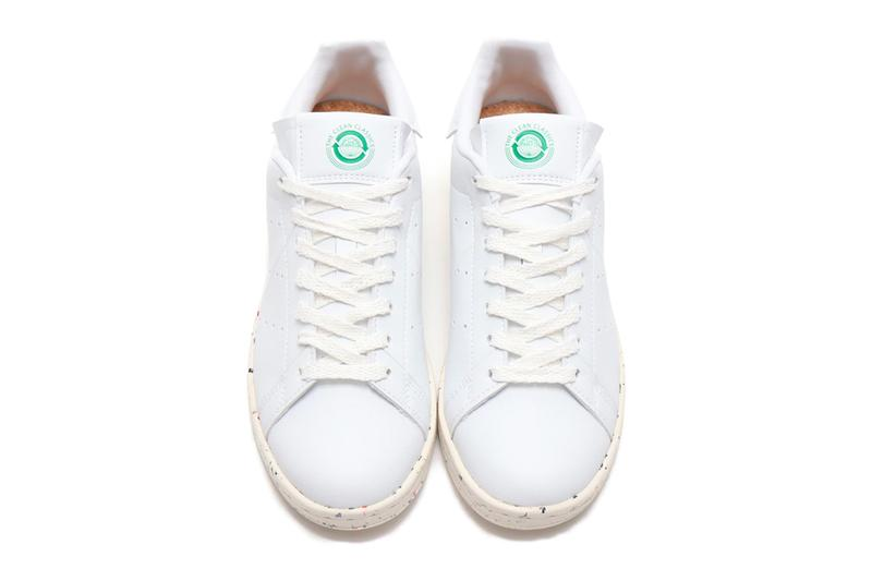 adidas stan smith superstar clean classics collection release shoes kicks footwear german trainers hypebeast atmos recycled material fw2292 fv0534