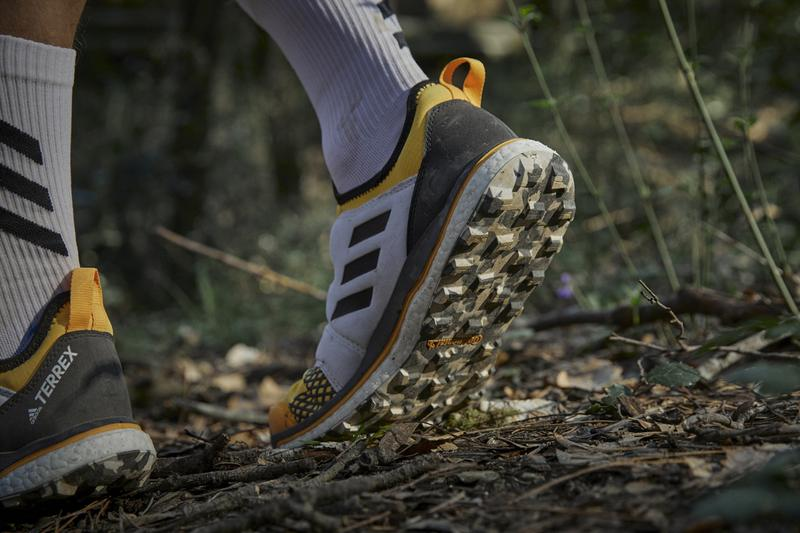 adidas Terrex PROTOHYPE Trail Sneakers trails Without Obstacles TWO Ultra Parley Agravic BOA yellow black white mens womens