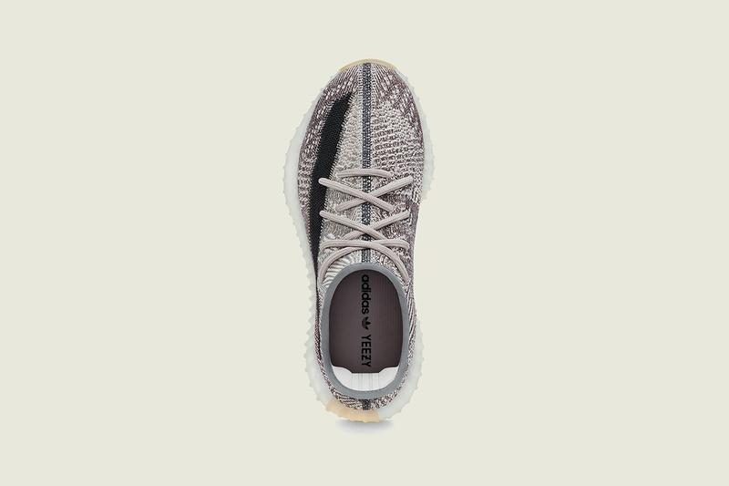 """adidas YEEZY BOOST 350 V2 """"zyonr"""" release info buy cop purchase how to closer look details kanye west 2020 july gap presidency president"""