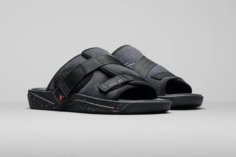 air jordan brand 1 zoom high crater slide nikegrind renewable recyclable sustainable official release date info photos price store list buying guide