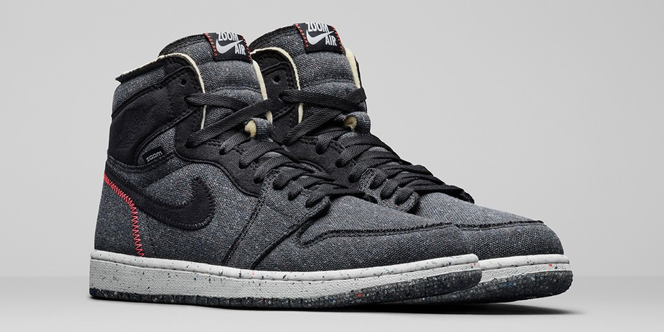 """Jordan Brand Debuts Sustainable """"Crater"""" Collection"""
