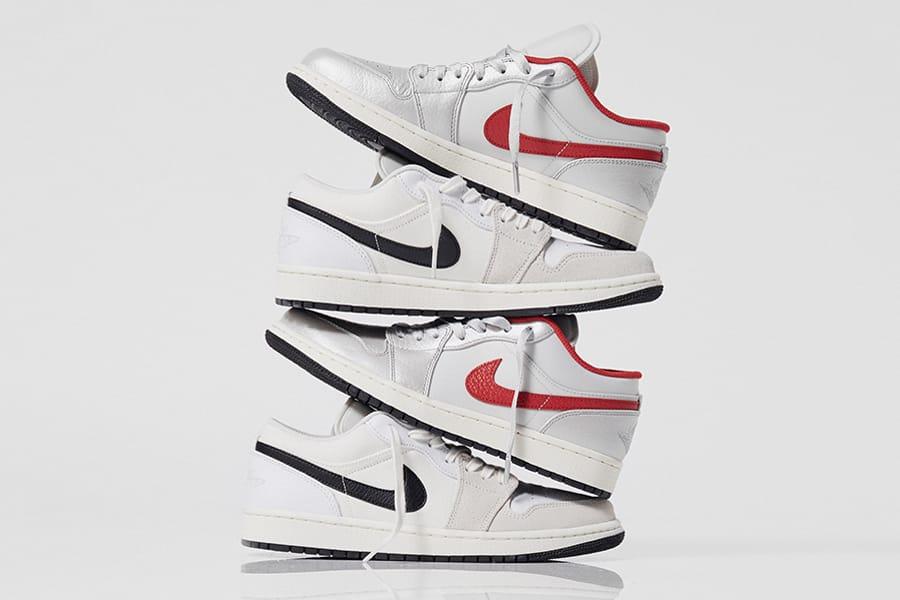 Air Jordan 1 Low Gel \