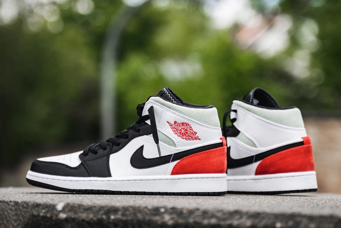 Air Jordan 1 Mid Track Red Union Release Date Info Hypebeast