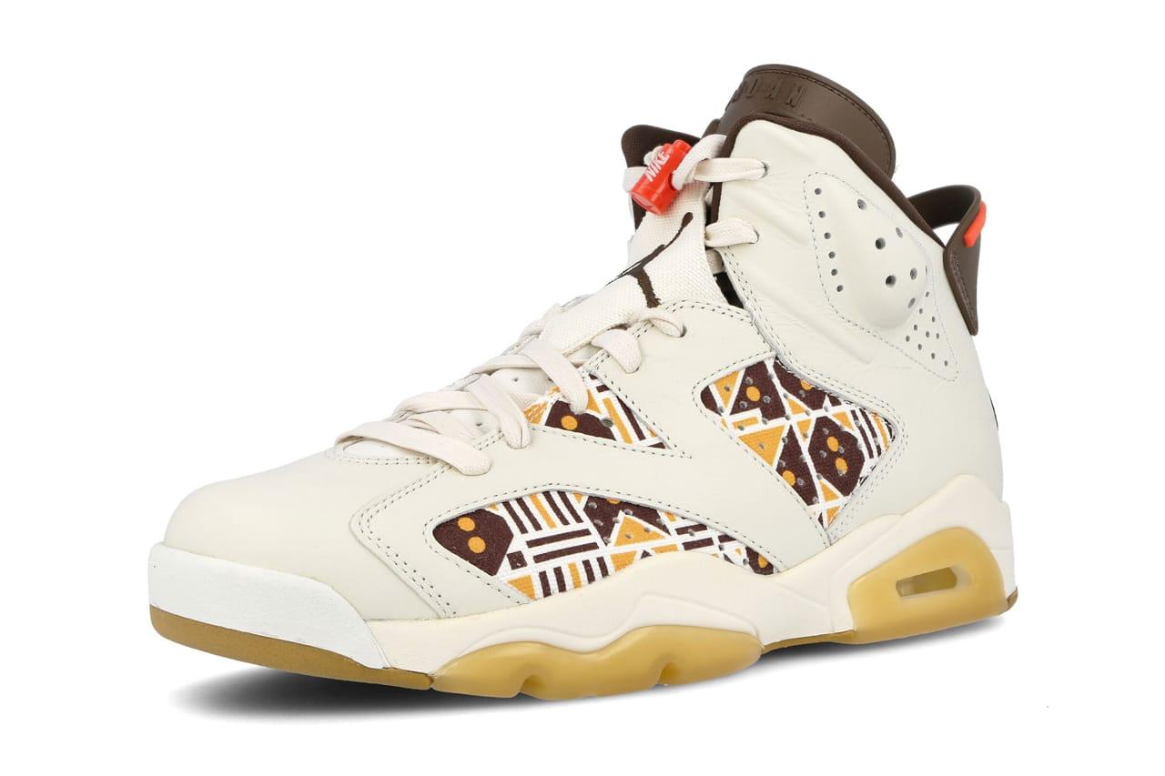 Air Jordan 6 \u0026 1 Low \