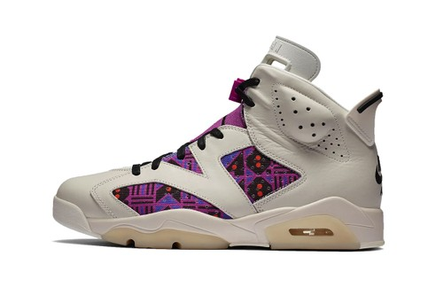 "A Second Colorway of the Air Jordan 6 ""Quai 54"" Is Set to Release"