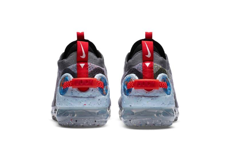 Nike Air VaporMax 2020 Smoke Grey Release Date Flyknit balanced trash space hippie