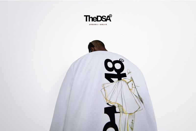 Aitor Throup Studio TheDSA Collection Release Date series 1 2 teaser imagery lookbook clothing