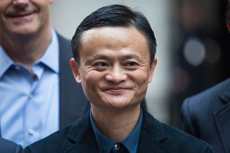 Alibaba's Jack Ma Sells Shares Worth $8.2 Billion USD Stocks COVID-19 Coronavirus Share Price Rise China Chinese Tech Company Conglomerate Retired