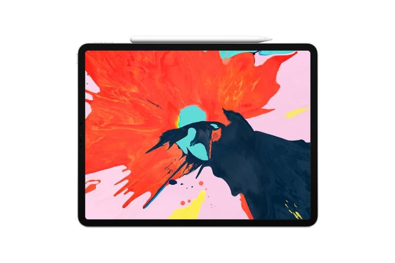 apple ipad pro pencil accessory peripheral photodetectors colors real life integration