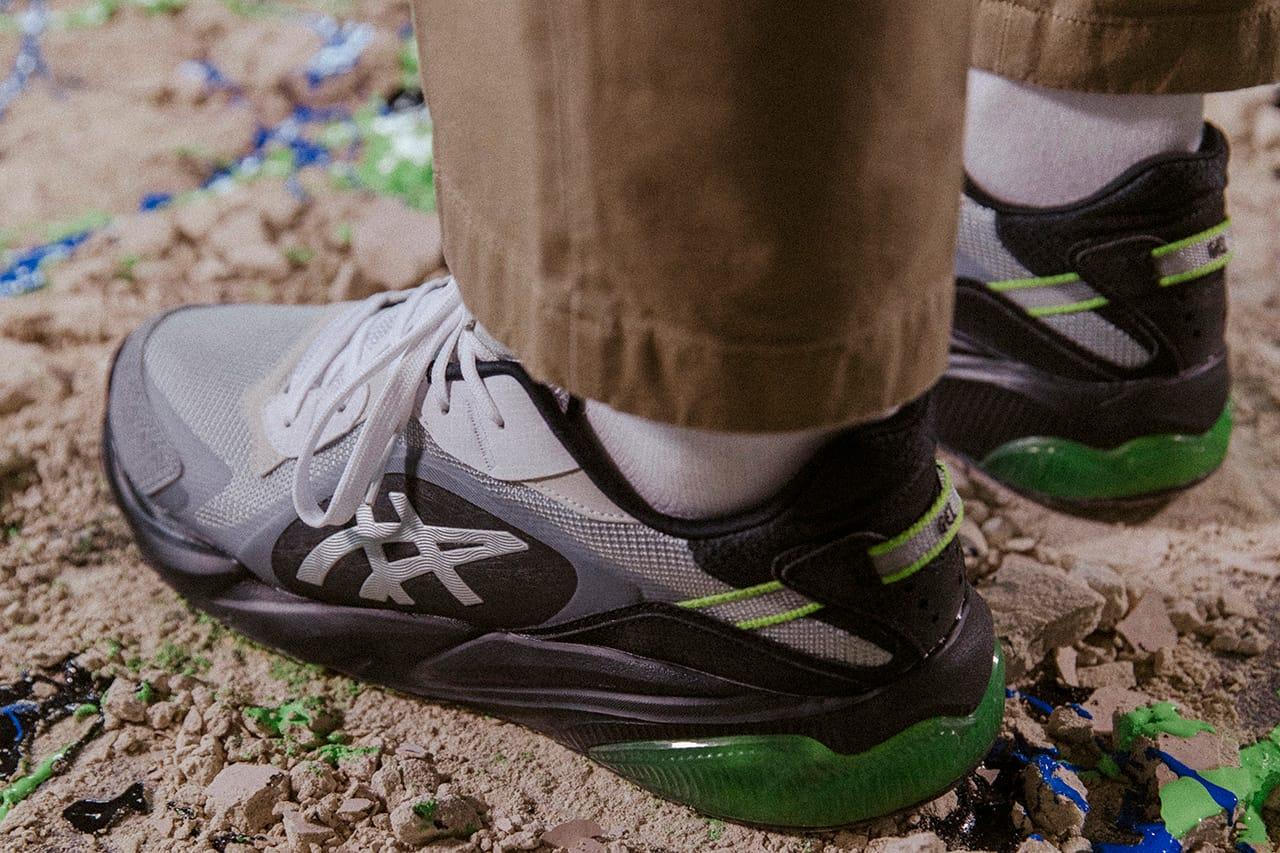 asics style shoes