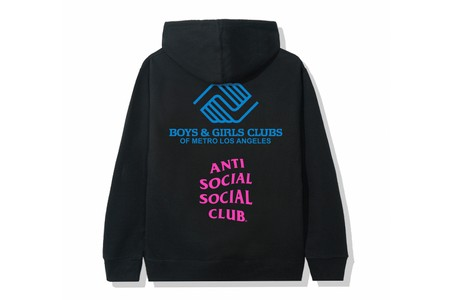 Full Look at the Anti Social Social Club x Boys & Girls Clubs of Metro Los Angeles Capsule