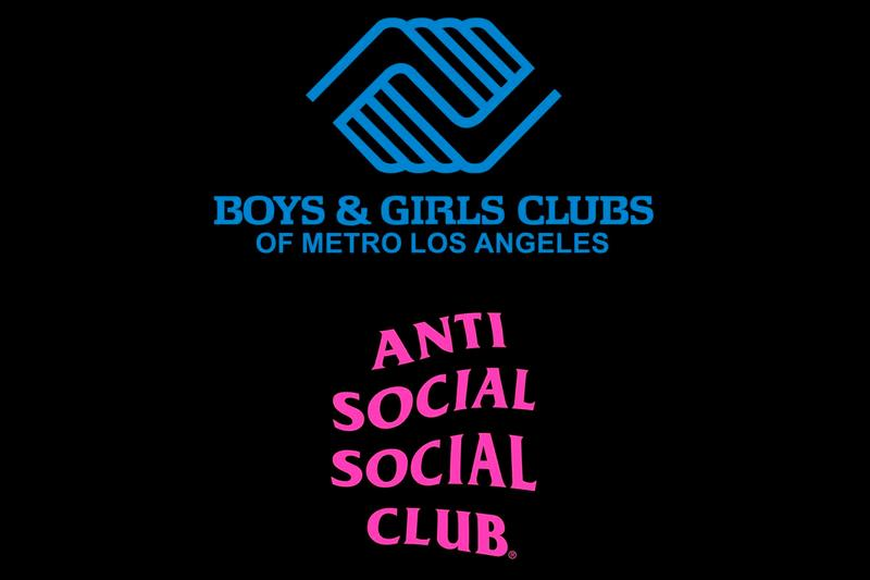 ASSC Boys & Girls Clubs of Metro Los Angeles Collab Teaser Info Buy Price Release Date America