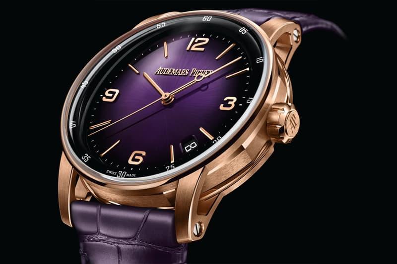 audemars piguet luxury swiss watches accessories code 11 59 smoked sunburst lacquered dials