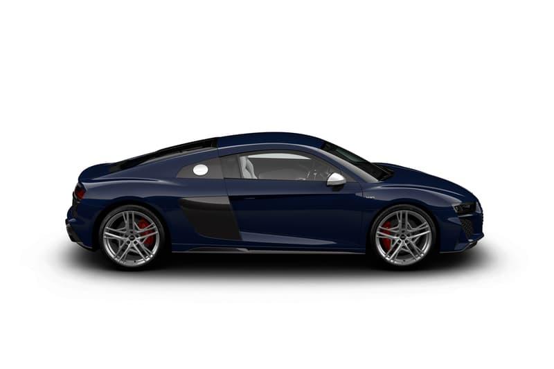 audi r8 supercar discontinue final run limited edition v10 quattro