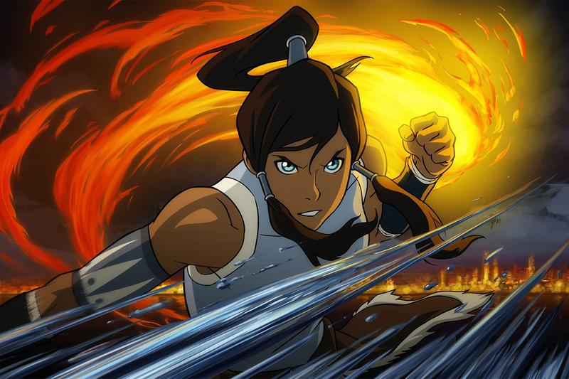 Avatar The Legend of Korra Coming to Netflix august 2020 nickelodeon the last airbender
