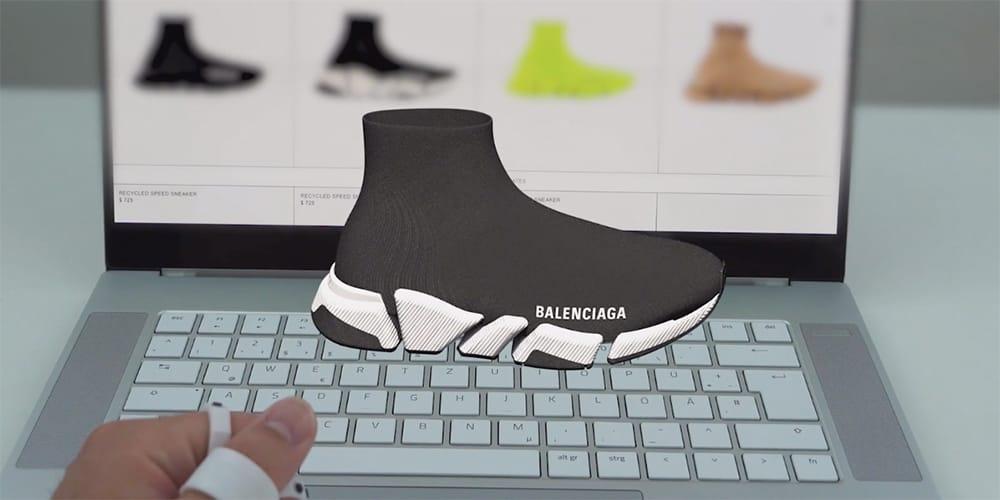 Speed 2.0 Sock Sneaker   HYPEBEAST