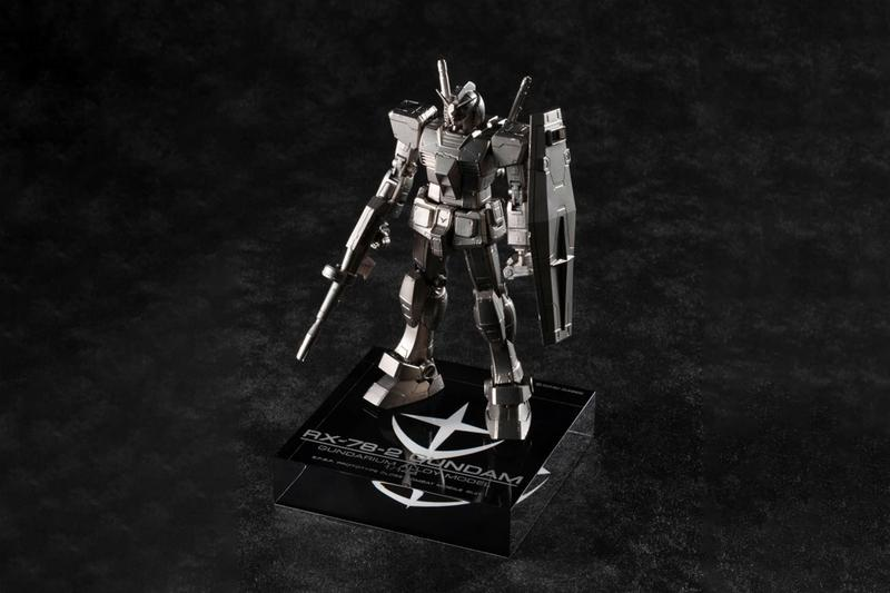 bandai spirits limited edition gunpla gundam kit 2000 usd gundarium rx 78 2