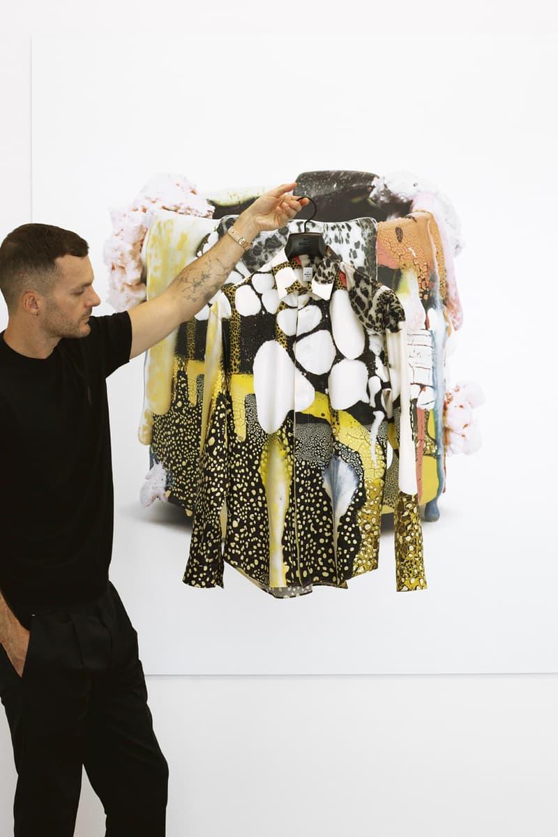 Berluti Spring 2021 Collection, Brian Rochefort collaboration summer ss21 kris van assche