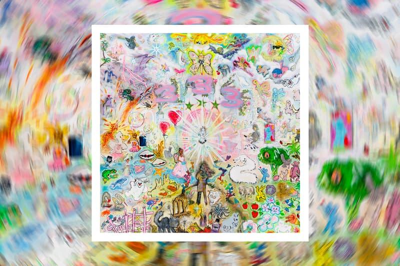 Bladee 333 Album Stream Drain Gang CEO Sad Boys Gravity Release Info Listen whitearmor