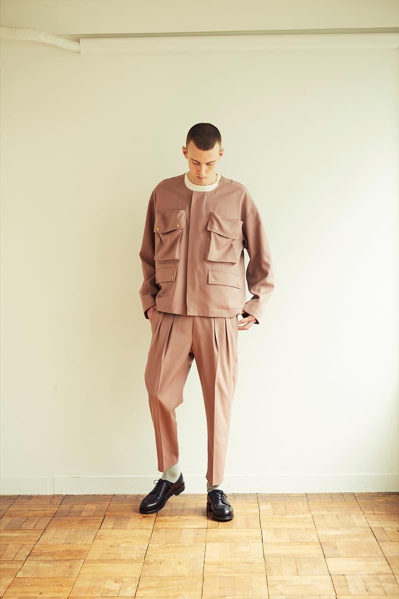 BLAHW FW20 Lookbook Takashi Hiratsuka clothing lookbooks fashion Japanese fashion minimal