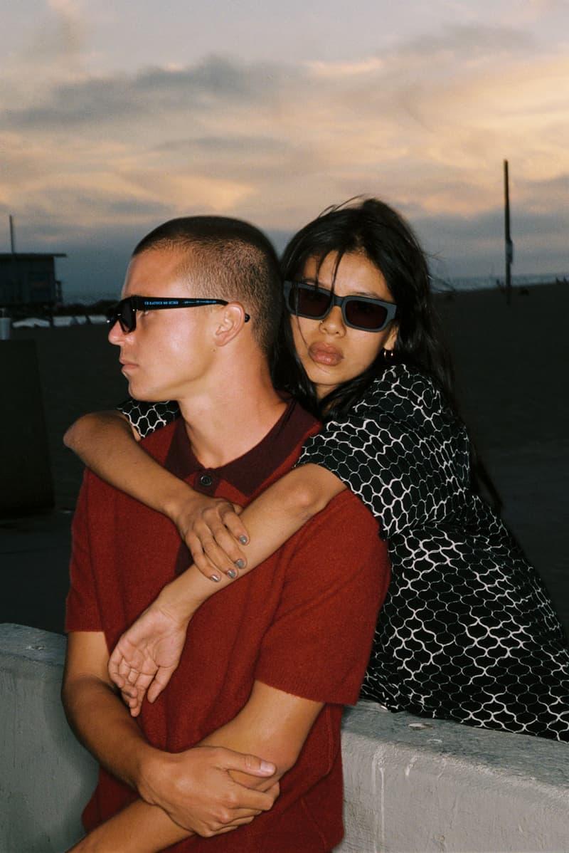 BornxRaised x RETROSUPERFUTURE Sunglasses, Tees roma t shirts collaboration collection