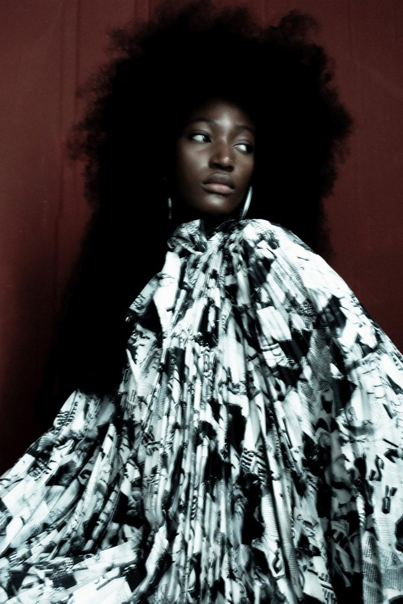 "Ib Kamara Guest-Edits and Shoots Browns' Latest ""Family Affair"" Series Photoshoot Editorial Menswear Womenswear ""future, community, beauty and Blackness"" Sierra Leone Stylist Black Lives Matter"