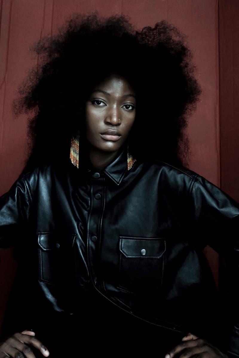 "Ib Kamara Guest-Edits and Shoots Browns' Latest ""Family Affair"" Series Photoshoot Editorial Menswear Womenswear ""future, community, beauty and Blackness"" Sierra Leone Stylist Black Lives Matter"
