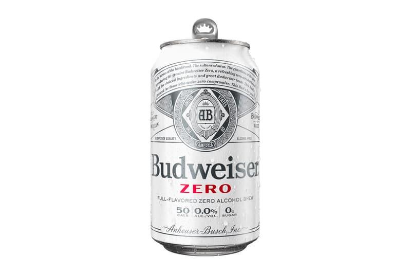 budweiser Anheuser Busch InBev bud zero alcohol free beer beverage dwayne wade