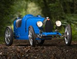 """Bugatti and The Little Car Company Join for Type 35 """"Baby"""" Remake"""