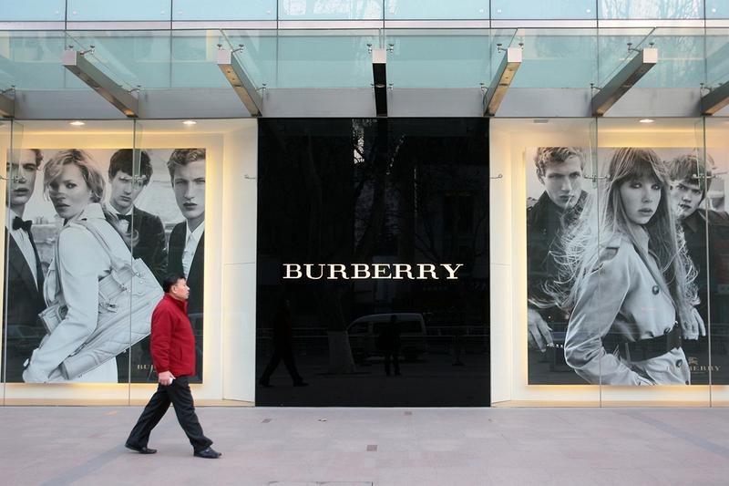 burberry first quarter q1 fiscal year 2020 financial report results decline stock price coronavirus pandemic covid 19 luxury sales
