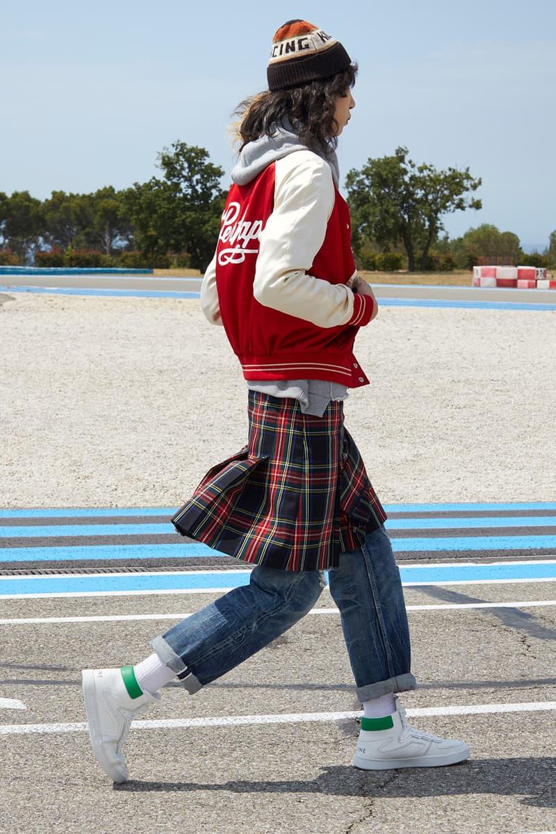 CELINE HOMME Spring/Summer 2021 Collection Video Runway presentation ss21 hedi slimane the dancing kid