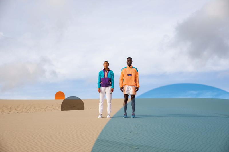 columbia icons collection vintage retro inspired archive pop colors outerwear