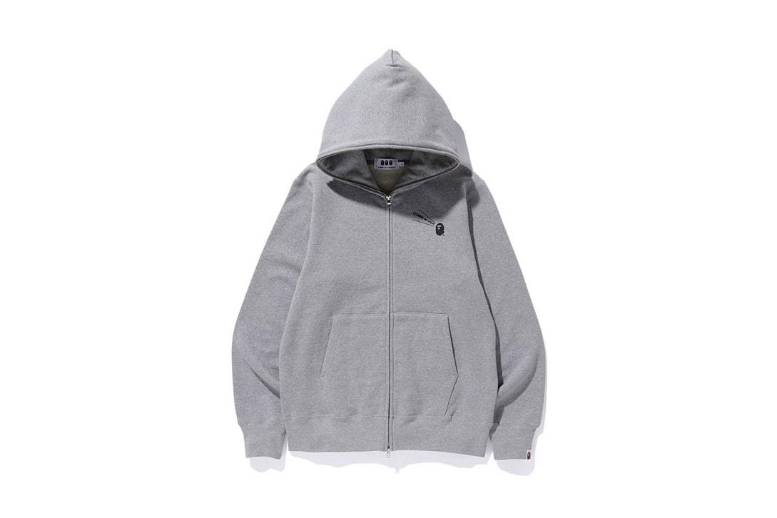 COMME des GARÇONS x BAPE Osaka Store Collaboration collection tee shirts release date info buy july 23 shop