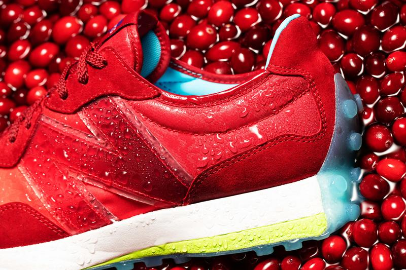 concepts new balance 327 cape cod codder vodka cranberry red white light blue yellow official release date info photos price store list buying guide