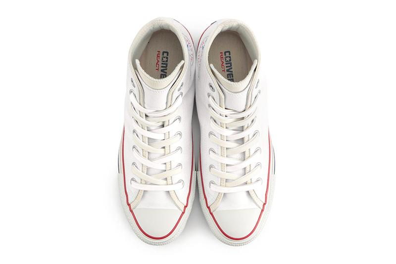 Converse Japan ALL STAR 100 Doubleparts Hi menswear streetwear spring summer 2020 collection shoes sneakers footwear kicks trainers runners ss20
