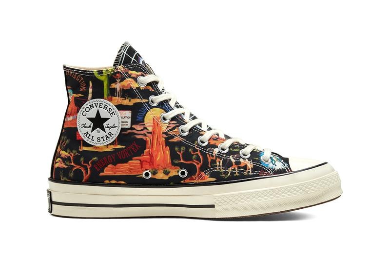 converse run star hike chuck 70 taylor low high release information buy cop purchase desert scenes space aliens