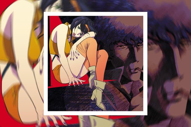 Cowboy Bebop Original Series Soundtrack Vinyl Release Info tank seatbelts Yoko Kanno Shinichirō Watanabe Toshihiro Kawamoto  Mondo, Light In The Attic, Right Stuf Newbury Comic