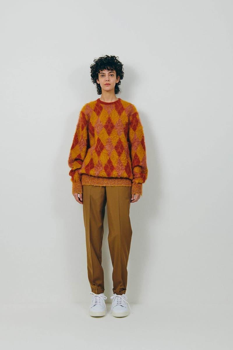 Digawel Fall/Winter 2020 Collection Lookbook fw20 japan