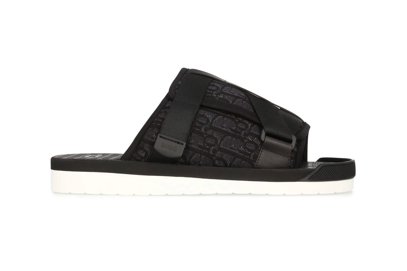 Dior Oblique Alpha Sandals Release