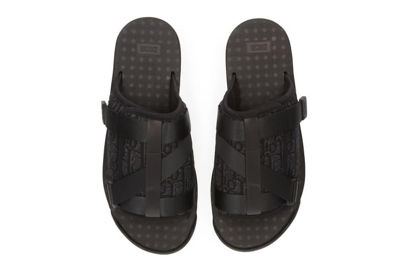 Dior Oblique Alpha Sandals Release Footwear shoes summer open toe luxury goods Christian Dior Homme