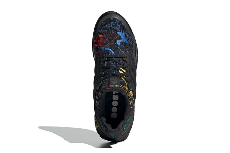 disney adidas originals ultraboost dna goofy core black grey blue yellow red green fv6050 cloud white fv6049 official release date info photos price store list buying guide