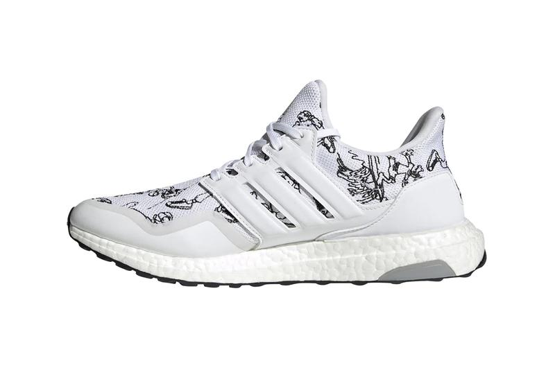 disney adidas originals running ultraboost dna goofy white black fv6049 official release date info photos price store list buying guide