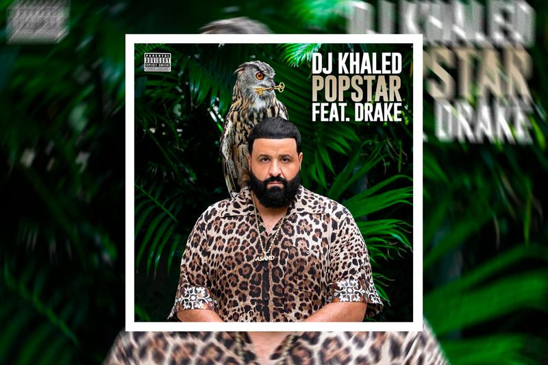 DJ Khaled Popstar Greece Drake Stream Khaled Khaled Album Announcement Listen Apple Music Spotify