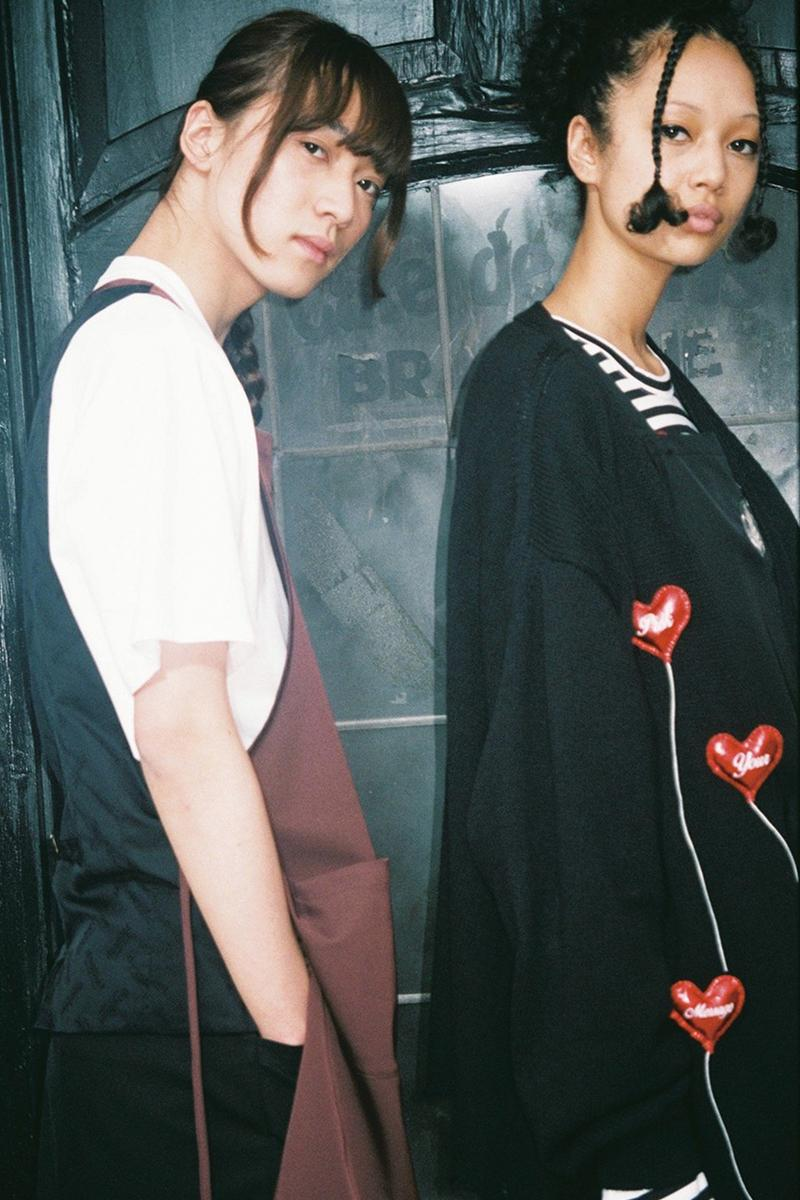 doublet Spring Summer 2021 Collection Digital Presentation Japanese Fashion Release info Date