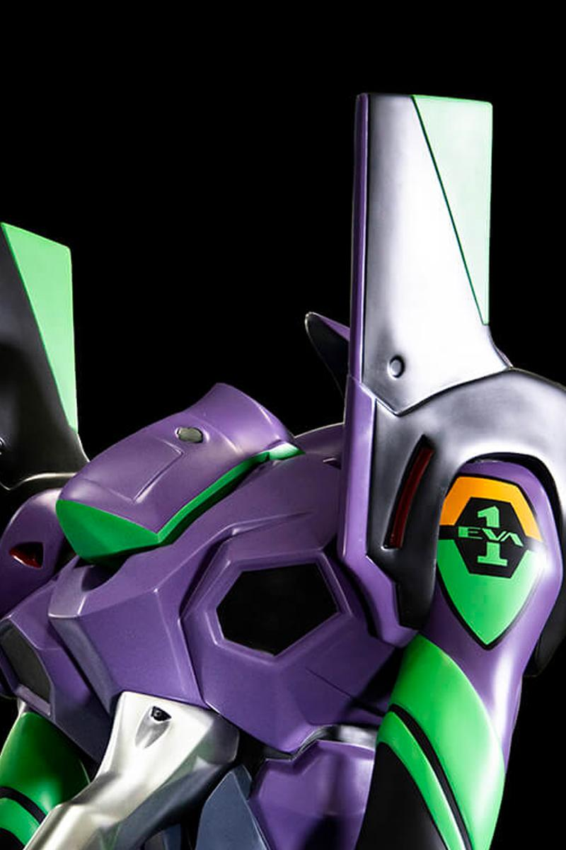 Evangelion Test Type Human-Scale Figure Release Info Small Worlds