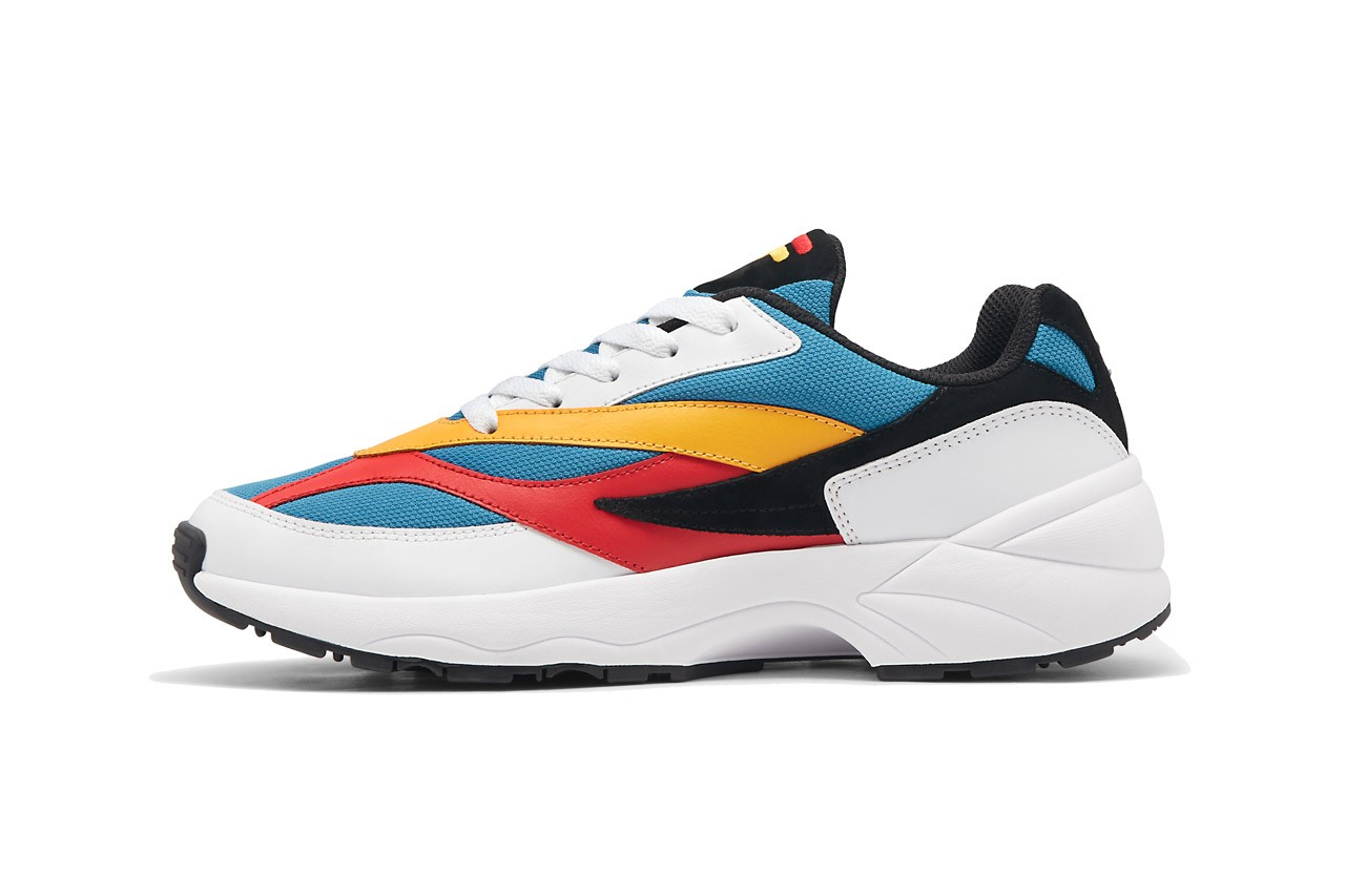 fila grant hill 3 v94m 3one3 collection white black teal yellow red official release date info photos price store list buying guide