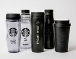 fragment design Issues Exclusive Tumblers and Tees for Starbucks Rayard Miyashita Park Opening