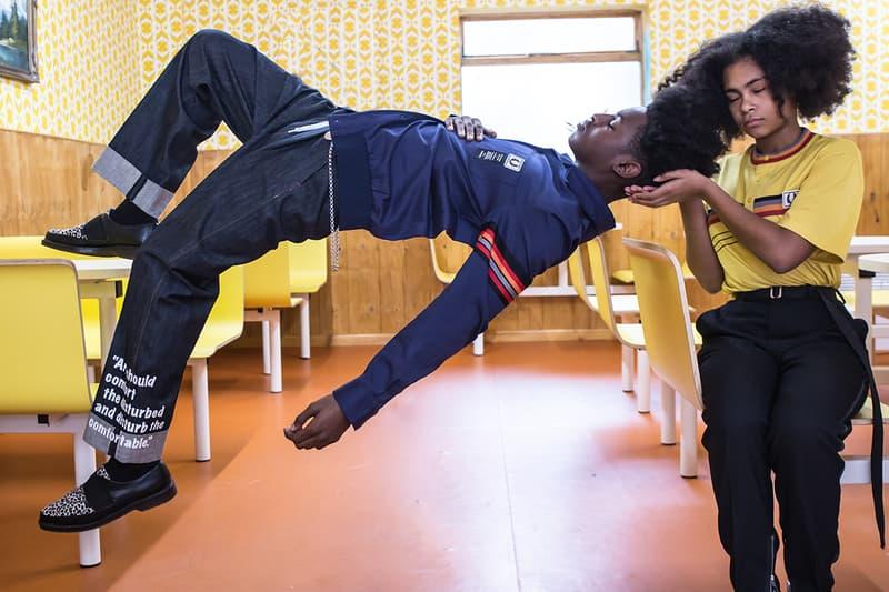 art comes first Fred Perry 2020 Sam Lambert Shaka maid rude boy culture