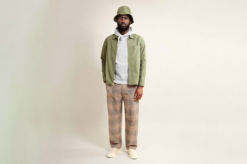 Garbstore Combines Natural Fabrics With Technical Details for FW20